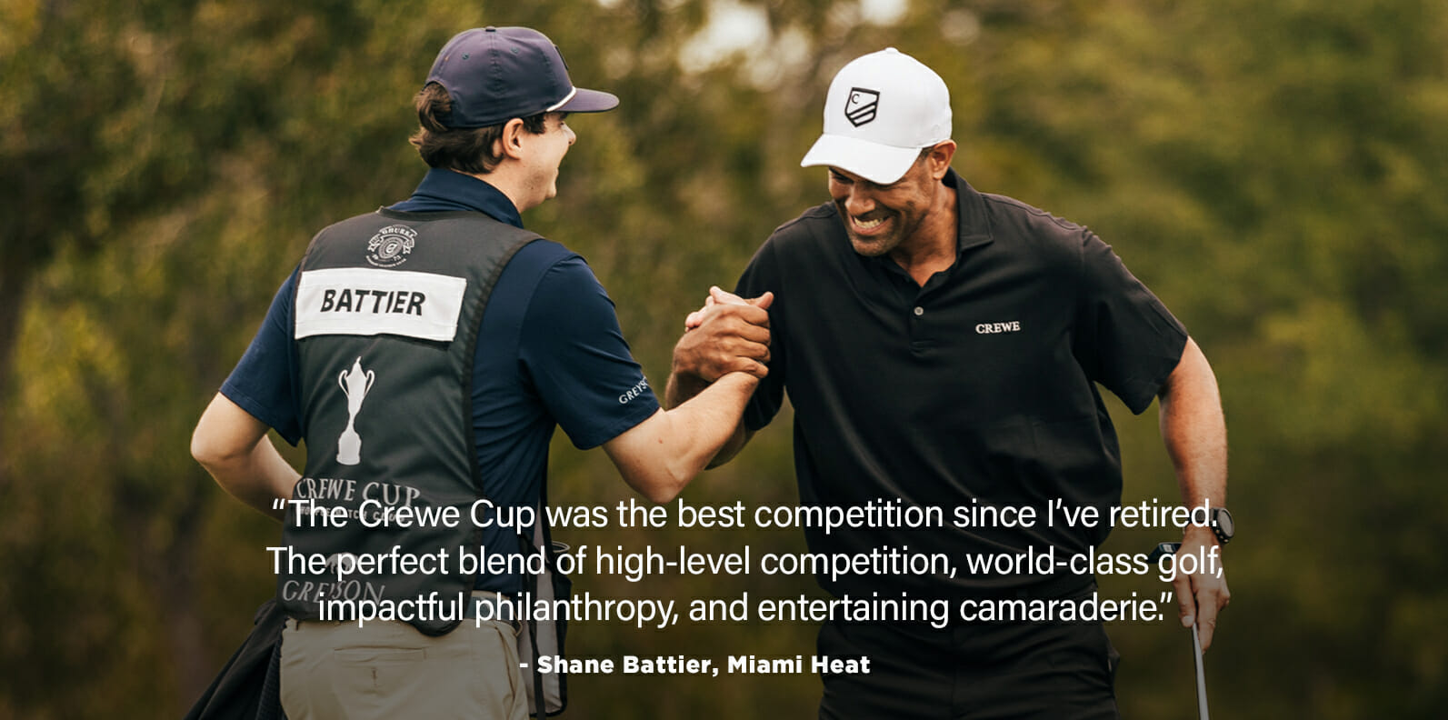 Crewe Cup Shane Battier Quote