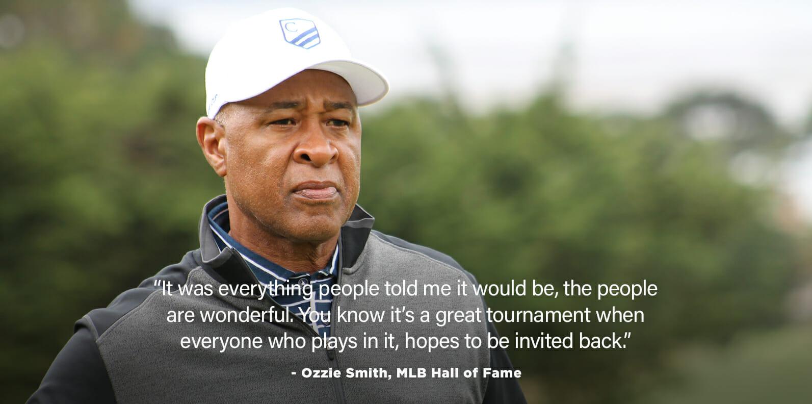 Ozzie Smith Quote