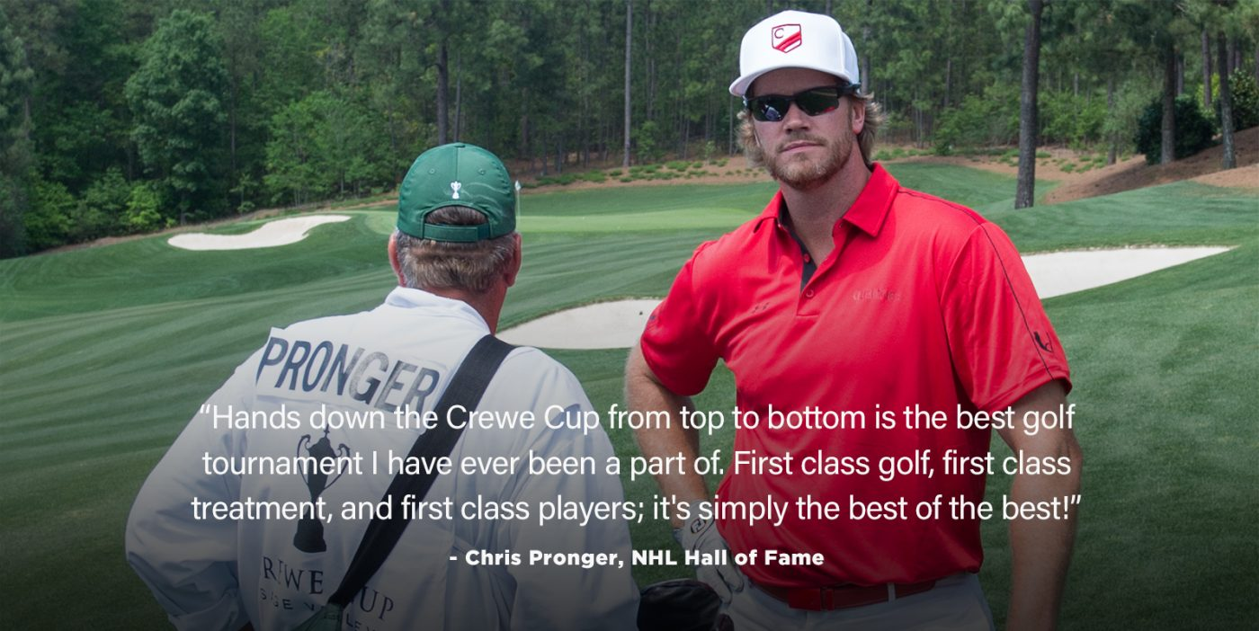 Chris Pronger Quote Panel